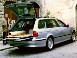 1999 BMW 540 Wagon