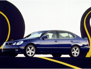 1999 Lexus GS 400 Sedan