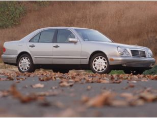 1999 Mercedes-Benz E-Class Sedan