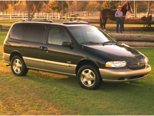 1999 Mercury Villager Van