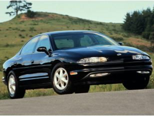 1999 Oldsmobile Aurora Sedan