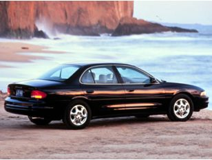 1999 Oldsmobile Intrigue Sedan