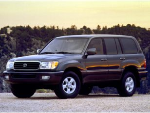 1999 Toyota Land Cruiser SUV
