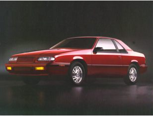 1992 Chrysler LeBaron Coupe