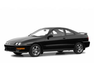 2001 Acura Integra Coupe