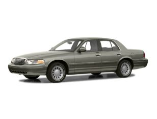 2001 Ford Crown Victoria Sedan