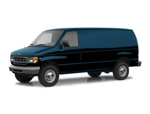 2001 Ford E-350 Super Duty Van