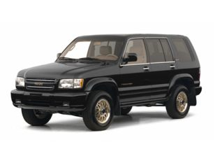 2001 Isuzu Trooper SUV
