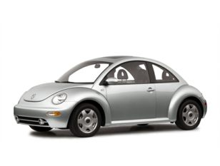 2001 Volkswagen New Beetle Hatchback