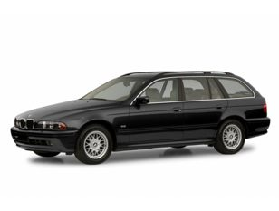2002 BMW 525 Wagon