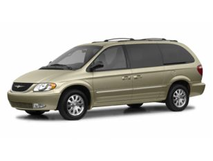 2002 Chrysler Town & Country Van