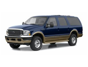 2002 Ford Excursion SUV
