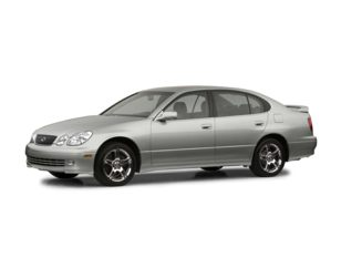 2002 Lexus GS 430 Sedan