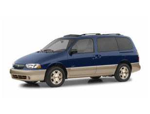 2002 Mercury Villager Van