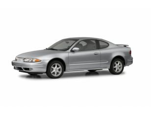 2002 Oldsmobile Alero Coupe
