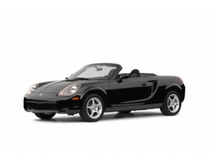 2002 Toyota MR2 Spyder Convertible