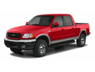 2003 Ford F-150 SuperCrew Truck