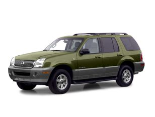 2003 Mercury Mountaineer SUV