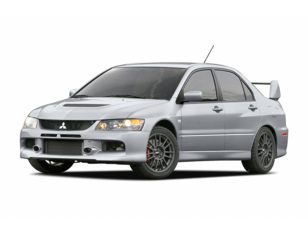2006 Mitsubishi Lancer Evolution Sedan