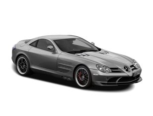 2007 Mercedes-Benz SLR McLaren Coupe