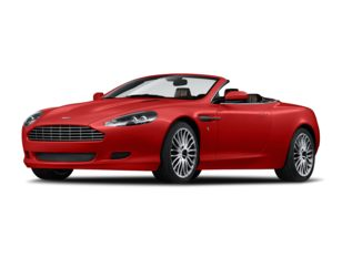 2008 Aston Martin DB9 Convertible