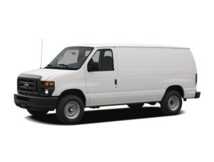 2008 Ford E-350 Super Duty Van