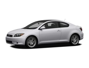 2009 Scion tC Coupe