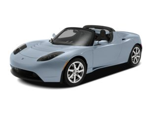 2009 Tesla Roadster Convertible