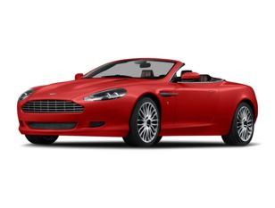 2010 Aston Martin DB9 Convertible