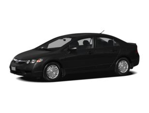 2010 Honda Civic Hybrid Sedan