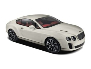 2011 Bentley Continental Supersports Coupe