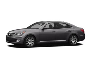 2011 Hyundai Equus Sedan