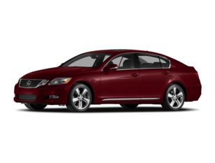 2011 Lexus GS 460 Sedan