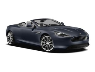 2012 Aston Martin Virage Convertible
