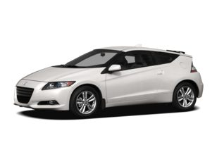 2012 Honda CR-Z Coupe