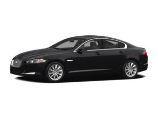 2012 Jaguar XF Sedan