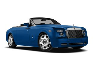 2012 Rolls-Royce Phantom Drophead Coupe Convertible