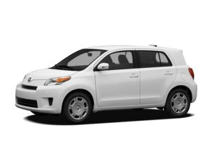 2012 Scion xD Hatchback