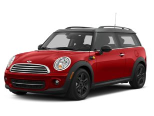 2013 MINI Clubman Wagon