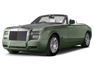 2013 Rolls-Royce Phantom Drophead Coupe Convertible