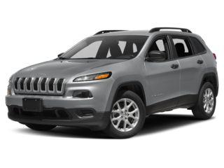2017 Jeep Cherokee SUV