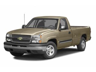 Chevrolet Silverado Work Truck 2005
