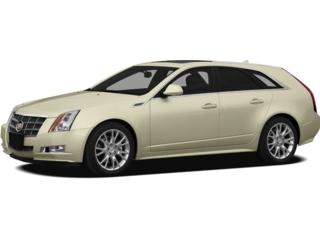 Cadillac CTS Wagon Performance 2011