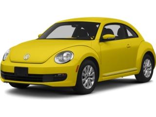 Volkswagen Beetle 2.5L Entry 2013