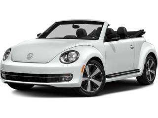 Volkswagen Beetle Convertible 1.8T w/Tech 2015
