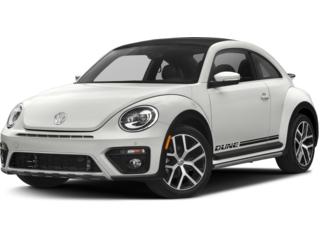 Volkswagen Beetle 1.8T Dune 2017