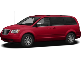 2008 Chrysler Town & Country 4dr Wgn Limited Muncie IN
