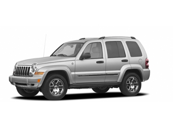 2007 Jeep Liberty 4WD 4dr Sport Muncie IN