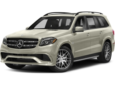 2017 Mercedes-Benz GLS AMG GLS 63 Seattle WA