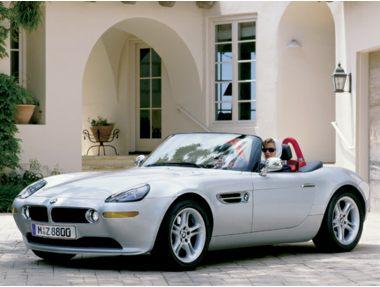 2000 BMW Z8 Convertible